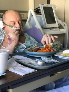 dad eating